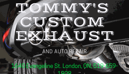Tommys Exhaust