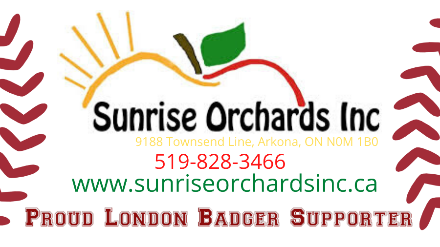Sunrise Orchards Inc.
